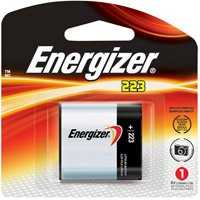 Energizer Battery EL223APBP 6v Photo/Electronic Battery