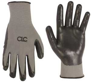 Custom Leathercraft 2033M Nitrile Gloves Medium