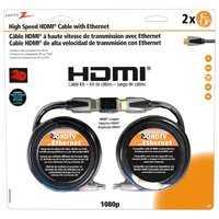 American Tack & Hardware VH1006HDKIT 2 Hdmi Cable 6 ft Kit