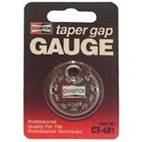 Champion CT-481 Silver Dollar Gap Gauge