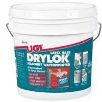 United Gilsonite Laboratories 27514 2 Gal White Latex Waterproofer