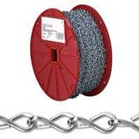 Campbell Chain PB072-2827 #14 190 ft Black Jack Chain