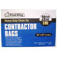 Thermwell Products 0643130 Contractor Bag 3mil