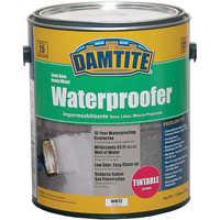 Damtite Waterproofing 0645044 White Waterproofer Latex