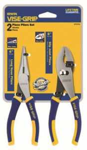 Irwin 2078702 Vise Grip Traditional Plier Set 2 Piece
