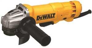 DeWalt DWE402 Small Angle Grinder 120 Vac 4-1/2 In