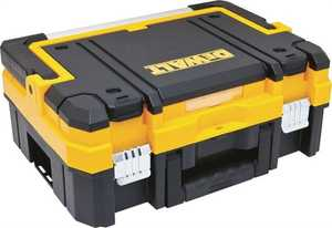 Stanley Tools DWST17808 Long Handle Tool Box Black/Yellow