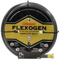 Gilmour 1034075 8ply 3/4x75 ft Flx Garden Hose