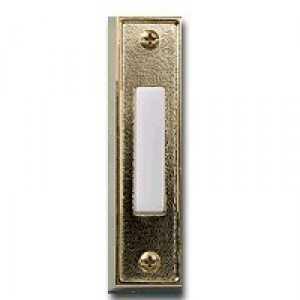 Thomas & Betts-Carlon DH1505L Gold Lighted Chime Button
