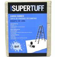 Trimaco 58903 12x15 ft 8 oz Cotton Dropcloth
