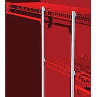 Closetmaid 1009 85-Inch Shelf Support Pole