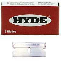 Hyde Tools 13110 Single Edge Razor Blades