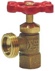 B & K Industries 102-103 1/2fip Brass Boiler Drain