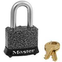 Master Lock 380D 1-1/2-Inch High Security Padlock