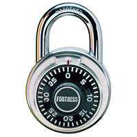 Master Lock 1850D 1-7/8-Inch Luggage Combination Padlock