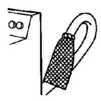 Plumb Pak 6755995 Lint Trap Nylon Cloth