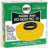 Harvey's 001115-24 Thick Toilet Bowl Wax Ring