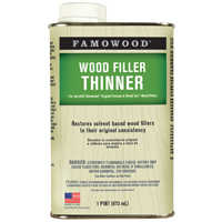 Eclectic Products 730021 16 oz Wood Filler Solvent