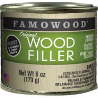 Eclectic Products 36041126 6 oz Natural Wood Filler