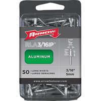 Arrow Fastener Co 6777874 3/16-Inch Long Aluminum Rivet