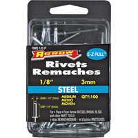 Arrow Fastener Co 6777973 1/8-Inch Medium Steel Rivet