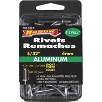 Arrow Fastener Co RSA5/32 5/32 in Aluminum Short Rivet