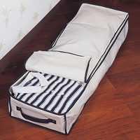 Homebasix C0946JF5000 Canvas Underbed Storage Box
