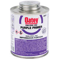 Oatey 30757 16 oz Lovoc Purple Primer