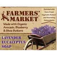 Beaumont Products Inc 946872081-12PK 946872081 Soap Lavatory/Bathroom Eucalyptus