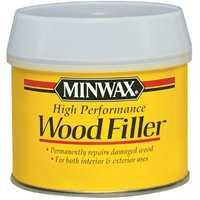 Minwax 21600000 12 Oz Hi-Performance Wood Filler