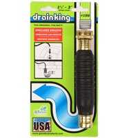 Gt Water Products 186 1-1/2to3 in Drain Open/Cleaner