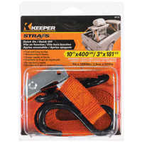 Keeper 05110 10 ft Universal Tiedown