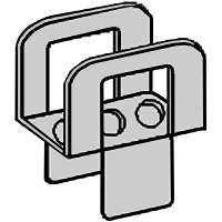 Rh Tamlyn & Sons PCS716 7/16 in Steel Plywood Clip