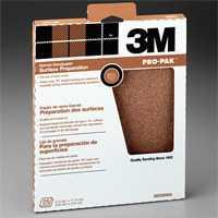 3M 99416 9x11 Garnet 80d Sandpaper