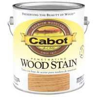 Cabot 8122 Gallon Fruitwood Penetrating Wood Stain
