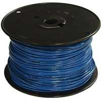 Southwire 12BLU-SOLX500 12blu-Solx500 Thhn Single Wire