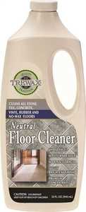 Beaumont Products Inc 887250032 Trewax Neutral Floor Cleaner 32 Oz