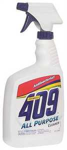 Clorox Co. 00889 Formula 409 Anti-Bacterial All Purpose Cleaner 32 Oz