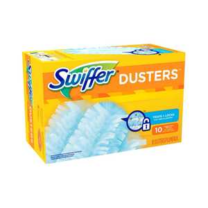 Procter & Gamble 41767 Swiffer Dusters Cleaner Refills, 10 Pack