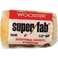 Wooster Brush R240-4 1/2 Nap Super/Fab Roller Cover