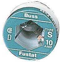 Orgill Inc 7410186 Fuse Plug Time Delay 10a