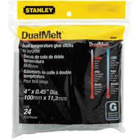 Stanley Tools 0075309 Glue Stick 4 In Dual Temp