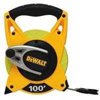 Stanley Tools DWHT34028 100 ft Open Reel Tape