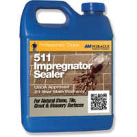 Miracle Sealants Company 511_PT_12/1 Impregnating Sealer Pint