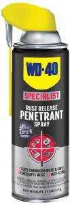 WD-40 Company 300004 Specialist Rust Release Penetrant Spray 11 Oz