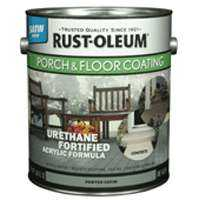 Rust-Oleum 244055 Porch&flr Coat Pewtr Satin Gal