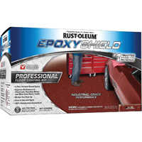 Rust-Oleum 238468 Epoxy Shield Pro Floor Kit Red