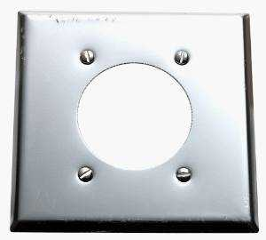 Cooper Wiring 68-BOX 2g Range/Dryer Receptical Plate