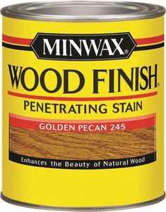 Minwax 70041444 Golden Pecan Wood Finish Stain Quart