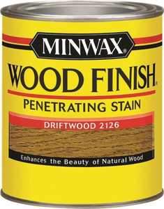 Minwax 70011444 Driftwood Wood Finish Stain Quart